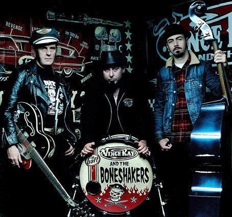 Vince Ray and the Boneshakers